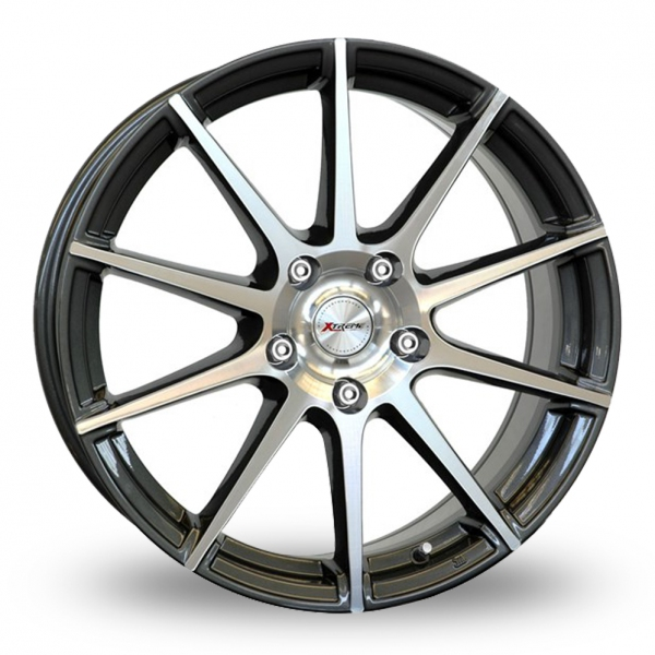 Zoom Xtreme X3 Anthracite_Polished Alloys