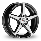 Image for Xtreme X60 Matt_Black Alloy Wheels