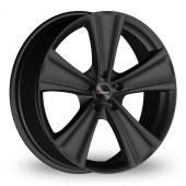 Image for Xtreme X90 Matt_Black Alloy Wheels