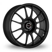 MAK XLR Matt Black Alloy Wheels
