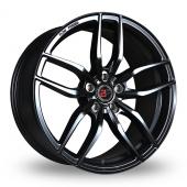 2FORGE ZF3 Matt Black Alloy Wheels