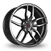 2FORGE ZF3 Matt Gun Metal Alloy Wheels