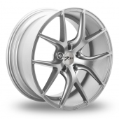Image for Zito ZS05 Silver Alloy Wheels