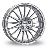 Rial Zamora Silver Alloy Wheels