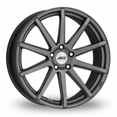 AEZ Straight Graphite Alloy Wheels