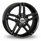 Autec Kitano Black Alloy Wheels
