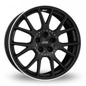 Image for ATS Crosslight Matt_Black Alloy Wheels
