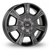 Image for CW_(by_Borbet) CH Anthracite Alloy Wheels