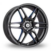 Konig Deception Polished Alloy Wheels