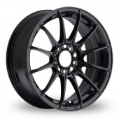 Image for Konig Dial-In Black Alloy Wheels