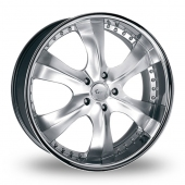 Koya Miracle Silver Alloy Wheels