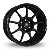 OZ Racing Challenge Matt Black Alloy Wheels