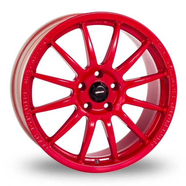 team dynamics pro race 1 2 red 15 alloy wheels wheelbase. Black Bedroom Furniture Sets. Home Design Ideas