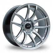 Image for Samurai Spec_E Hyper_Silver Alloy Wheels