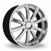 Image for Ace C853_Executive Hyper_Silver Alloy Wheels