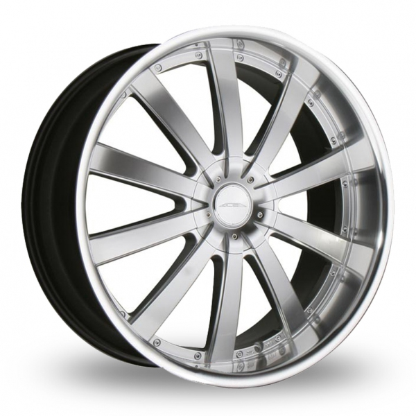 Zoom Ace C853_Executive Hyper_Silver Alloys