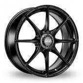 Image for OZ_Racing Formula_HLT_4_Stud Matt_Black Alloy Wheels