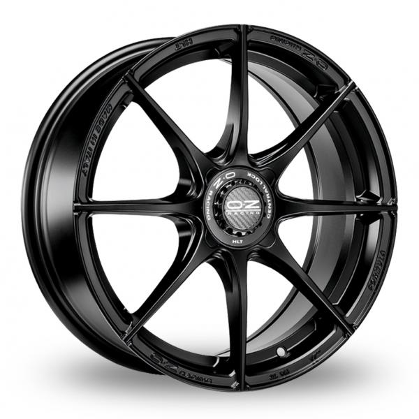 Zoom OZ_Racing Formula_HLT_4_Stud Matt_Black Alloys