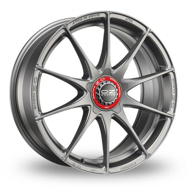 Zoom OZ_Racing Formula_HLT_5_Stud Grigio_Corsa Alloys