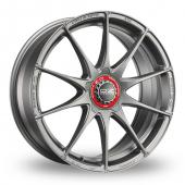 Image for OZ_Racing Formula_HLT_Wider_Rear Grigio_Corsa Alloy Wheels