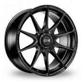 Image for OZ_Racing Formula_HLT_Wider_Rear Matt_Black Alloy Wheels