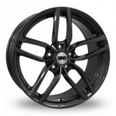 DRC DRS Gun Metal Alloy Wheels