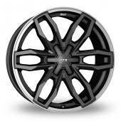 Image for ATS Temperament_6 Grey Alloy Wheels