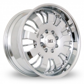 Image for Ace C811B_Volt Chrome Alloy Wheels