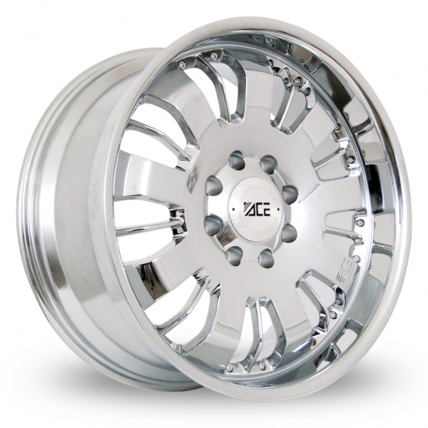 Zoom Ace C811B_Volt Chrome Alloys