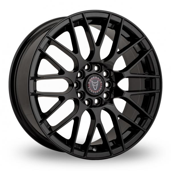 Zoom Wolfrace Bayern Black Alloys