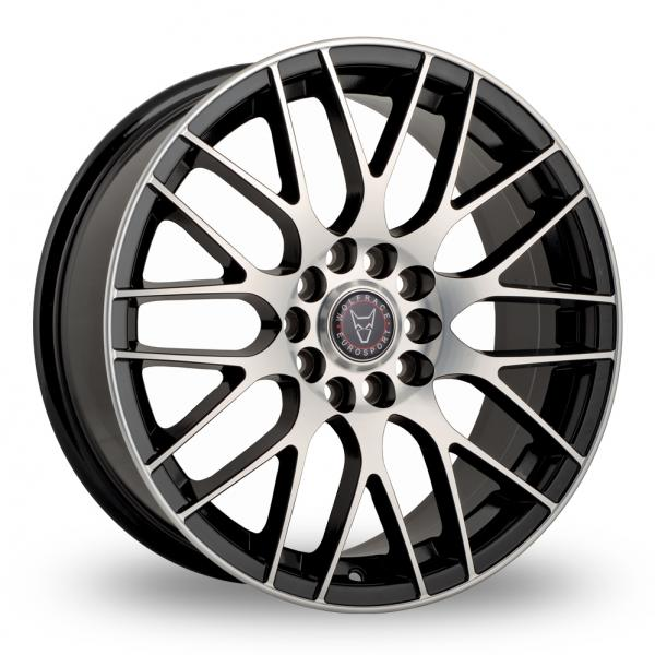 Zoom Wolfrace Bayern Black_Polished Alloys