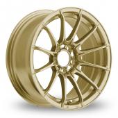 Konig Dial-In Gold Alloy Wheels