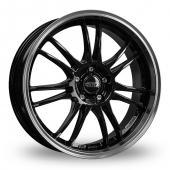 Image for Dotz Shift Black Alloy Wheels