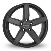 Dezent TB Matt Black Alloy Wheels
