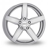 Dezent TB Silver Alloy Wheels