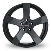 Dezent TD Black Alloy Wheels