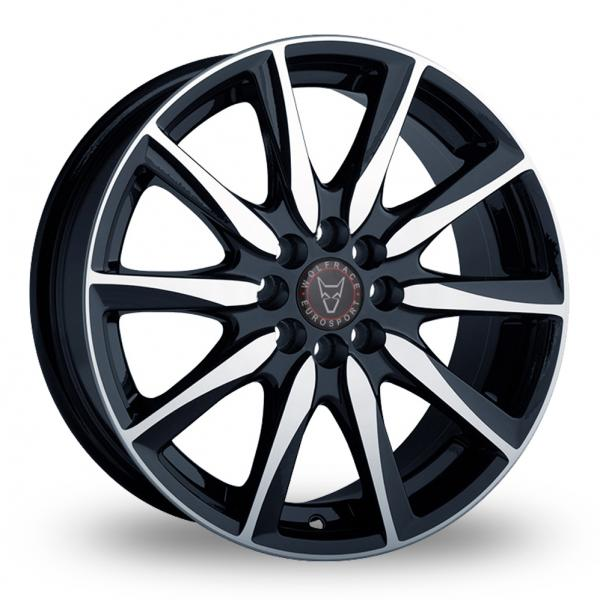 Zoom Wolfrace Raptor Black_Polished Alloys