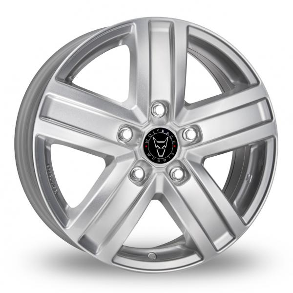 Zoom Wolfrace TP5 Silver Alloys