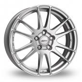 Image for Alutec Monster Silver Alloy Wheels