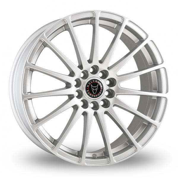 Zoom Wolfrace Turismo Silver Alloys