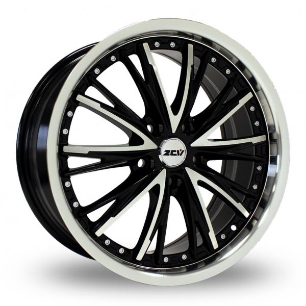 Zoom ZCW Shark Black_Polished Alloys