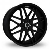 Image for ZCW Viper Matt_Black Alloy Wheels