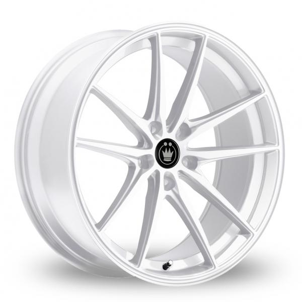 Zoom Konig Oversteer White Alloys