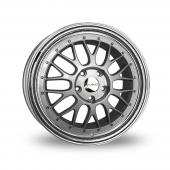 Image for Dare DR-LM_5x120_Wider_Rear Silver Alloy Wheels