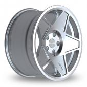 Image for ThreeSDM 0_05_5x120_Wider_Rear Silver_Polished Alloy Wheels