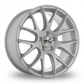 Image for Zito ZL935 Silver Alloy Wheels
