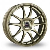 Image for Borbet RS Bronze Alloy Wheels