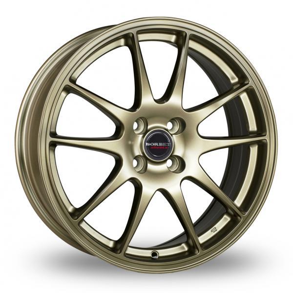 Zoom Borbet RS Bronze Alloys