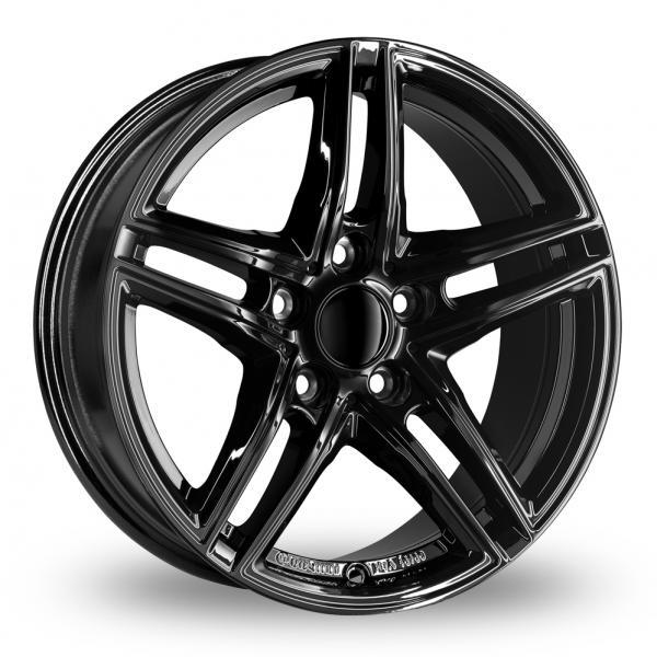Zoom Borbet XR Black Alloys