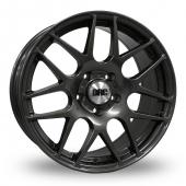 DRC DRM 5x120 Wider Rear Gun Metal Alloy Wheels